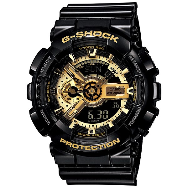 ساعت مچی دیجیتالی کاسیو جی شاک GA-110GB-1ADR 18