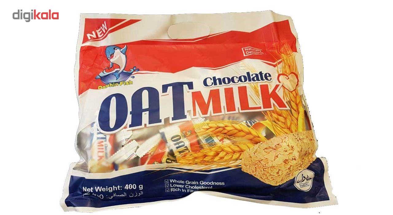 غلات دلفین فیش مدل Oat Milk Chocolate main 1 1