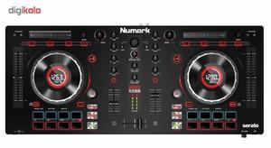 دی جی کنترلر نومارک مدل Mixtrack Platinum 4-channel