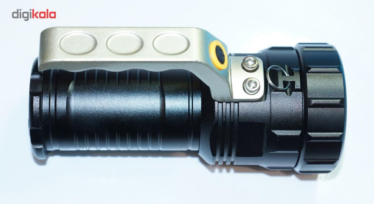 نورافکن دستی کری مدل XM-I T6