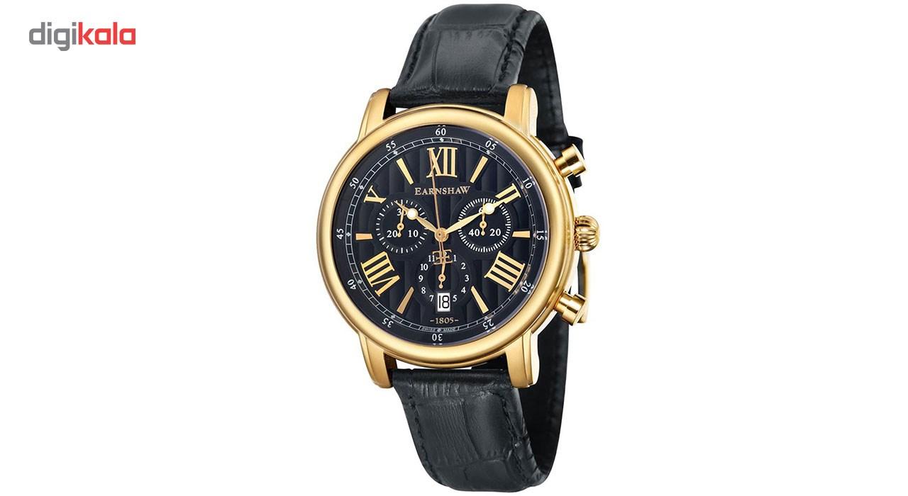 ساعت مچی عقربه ای مردانه ارنشا مدل ES-0016-0A