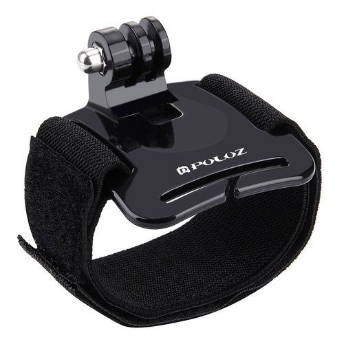 مچ بند و بازوبند پلوز  مدل Wrist Strap مناسب برای دوربین گوپرو