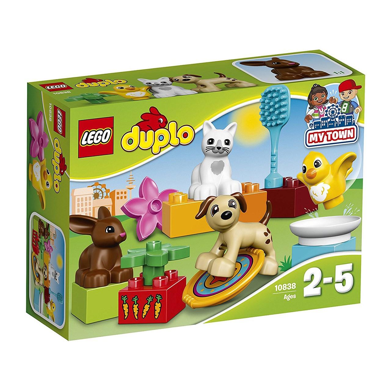 لگو سری Duplo مدل Family Pets 10838