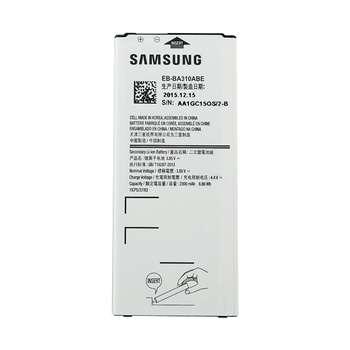 باتری موبایل مناسب برای سامسونگ مدل Galaxy A3 2016 با ظرفیت 2300mAh