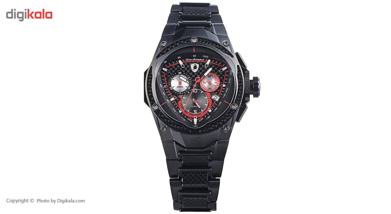 خرید ساعت مچی عقربه ای مردانه تونینو لامبورگینی مدل TL-RedLine-02 | ساعت مچی