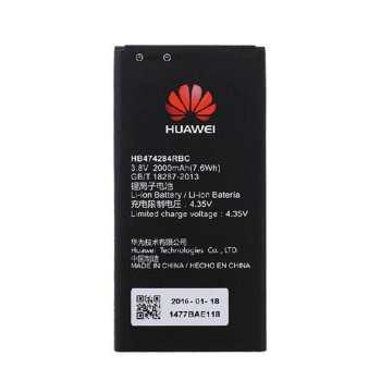 باتری موبایل مدل HB474284RBC با ظرفیت 2000mah مناسب برای گوشی موبایل هوآوی 3C Lite