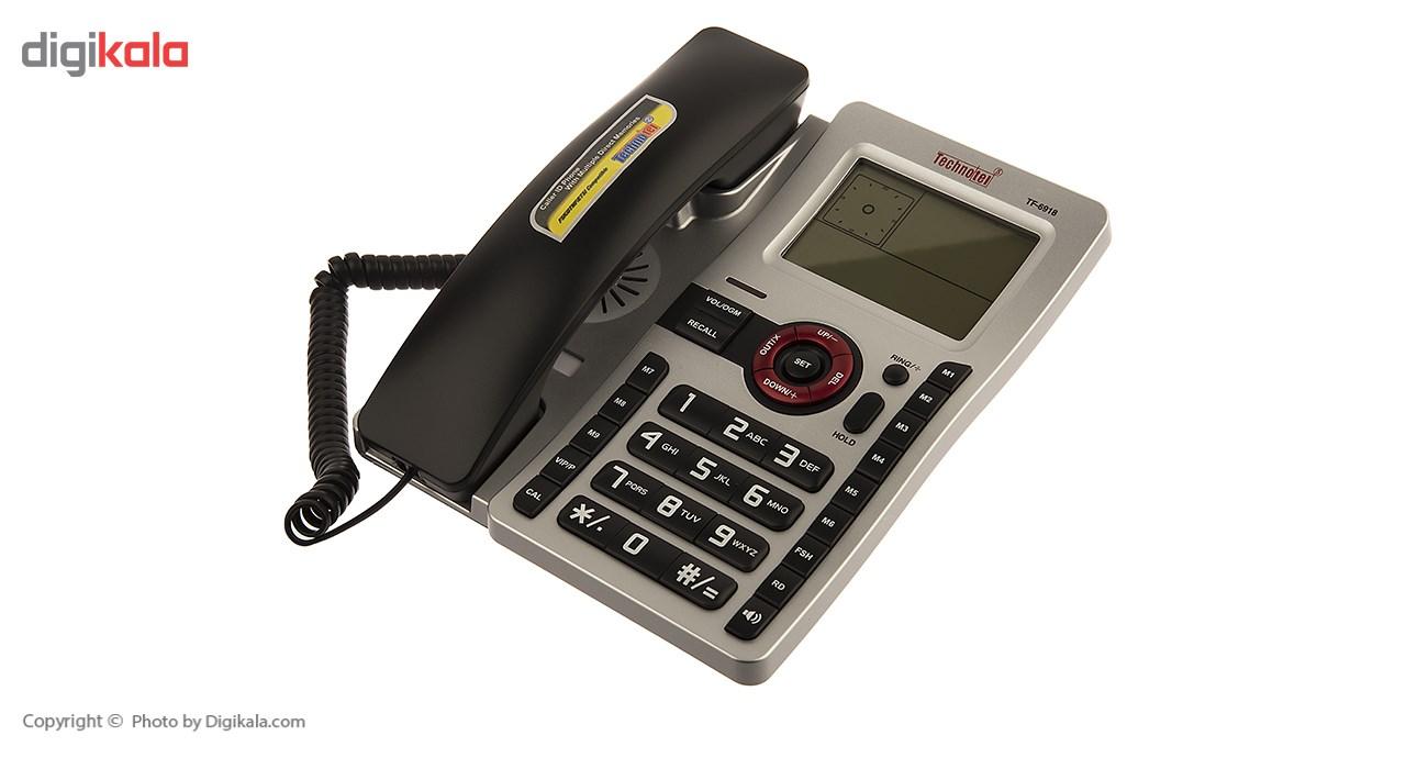 قیمت                      تلفن تکنوتل مدل TF-6918