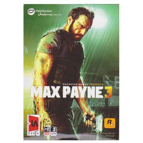 بازی کامپیوتری Max Payne 3 مخصوص PC