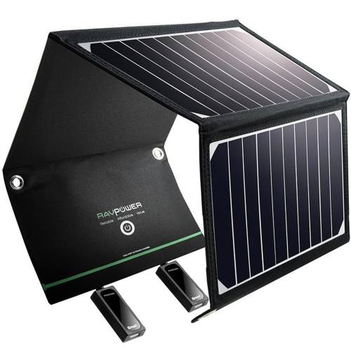 شارژر خورشیدی راو پاور مدل PR-PC008