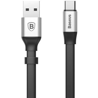 کابل تبدیل USB به USB-C باسئوس مدل Nimble طول 0.23 متر