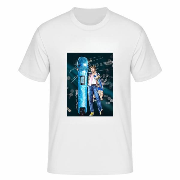 تی شرت آستین کوتاه زنانه مدل بی تی اس tme276