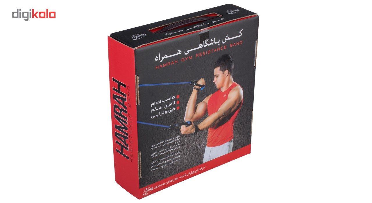 کش ورزشی همراه مدل همگانی main 1 5