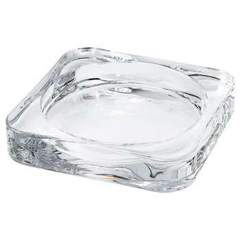 جا شمعی ایکیا طرح Saucer مدل Glasig