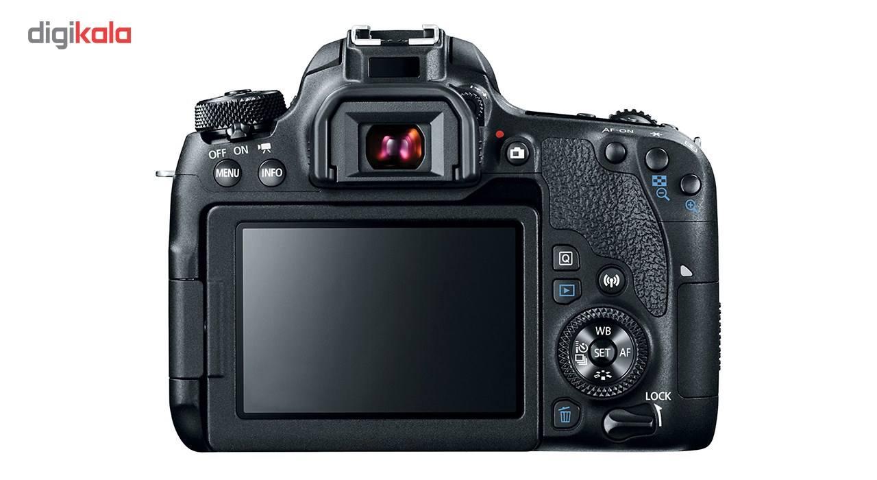 دوربین دیجیتال کانن مدل EOS 77D به همراه لنز 18-135 میلی متر IS USM main 1 4