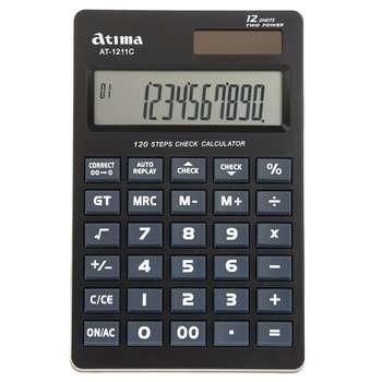 تصویر ماشین حساب آتیما مدل AT-1211C