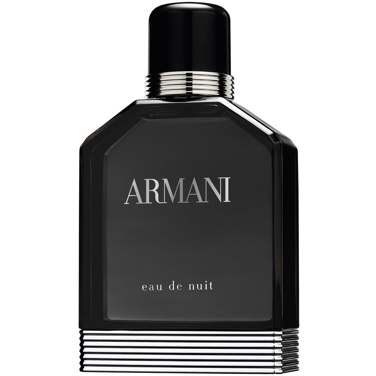 ادو تویلت مردانه جورجیو آرمانی مدل Eau De Nuit حجم 100 میلی لیتر