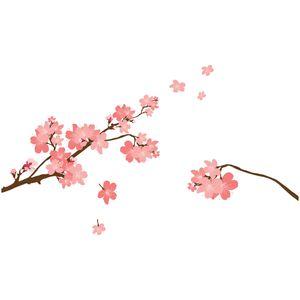 استیکر سالسو طرح بهار و شکوفه