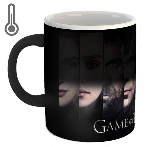 ماگ حرارتی زیزیپ مدلGame of Thrones  841M