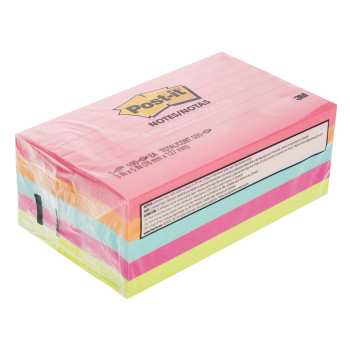 کاغذ یادداشت چسب دار پست ایت کد 635-5AN بسته 500 عددی