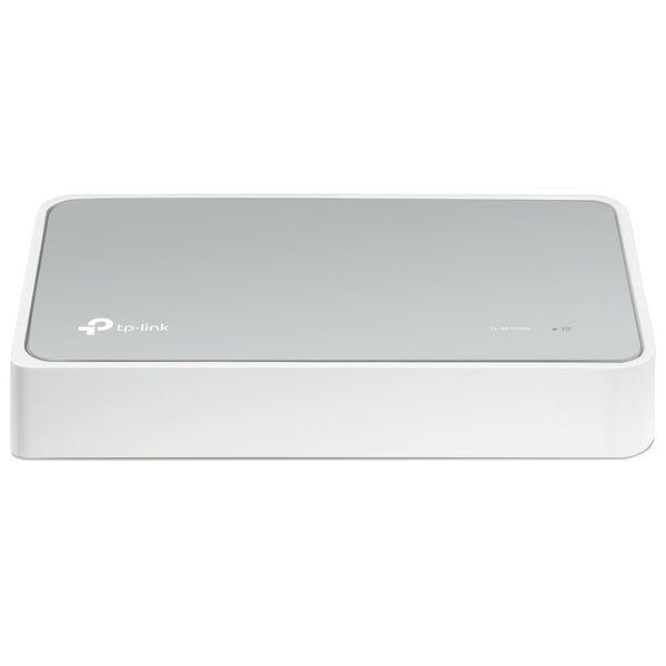 سوییچ 8 پورت تی پی-لینک مدل TL-SF1008D Ver 9.0 | TP-LINK TL-SF1008D Ver 9.0 8-Port Switch