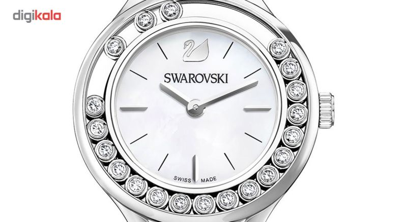ساعت مچی عقربه ای زنانه سواروسکی مدل 5242901