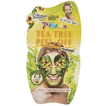 ماسک لایه بردار صورت مونته ژنه سری 7th Heaven مدل Tea Tree حجم 10 میلی لیتر