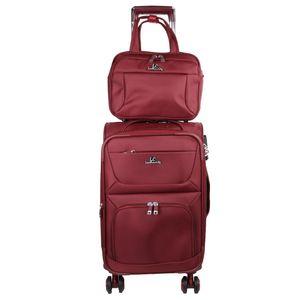 مجموعه دو عددی ساک و چمدان ال سی مدل 8-2-28-4-A149