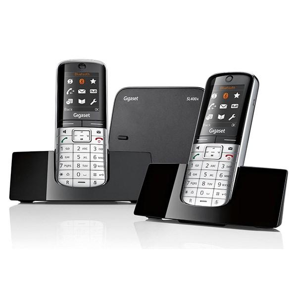 تلفن بی سیم گیگاست SL400 DUO