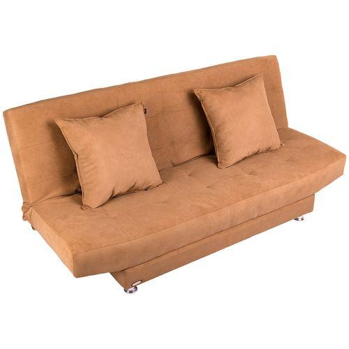 کاناپه تخت خواب شو سه نفره سانلی مدل تیارا