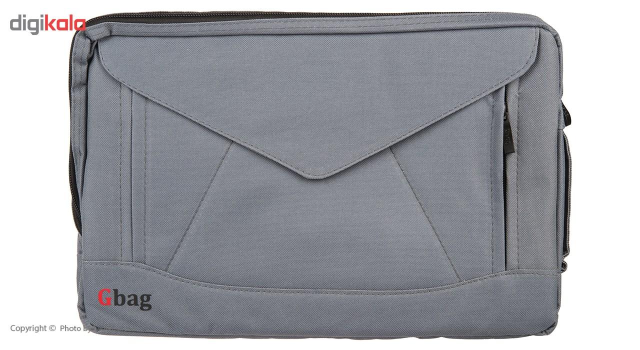 کیف لپ تاپ جی بگ مدل Pocketbag مناسب برای لپ تاپ 13 اینچی