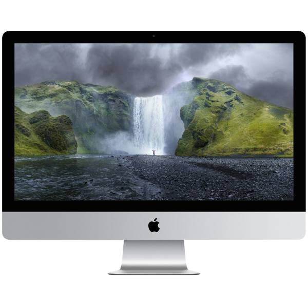 کامپیوتر همه کاره 27 اینچی اپل مدل iMac MNED2 2017 با صفحه نمایش رتینا 5K | Apple iMac MNED2 2017 with Retina 5K Display - 27 inch All in One