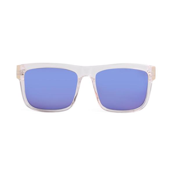 عینک آفتابی اسپای سری Discord مدل Clear Happy Bronze  Dark Blue Spectra