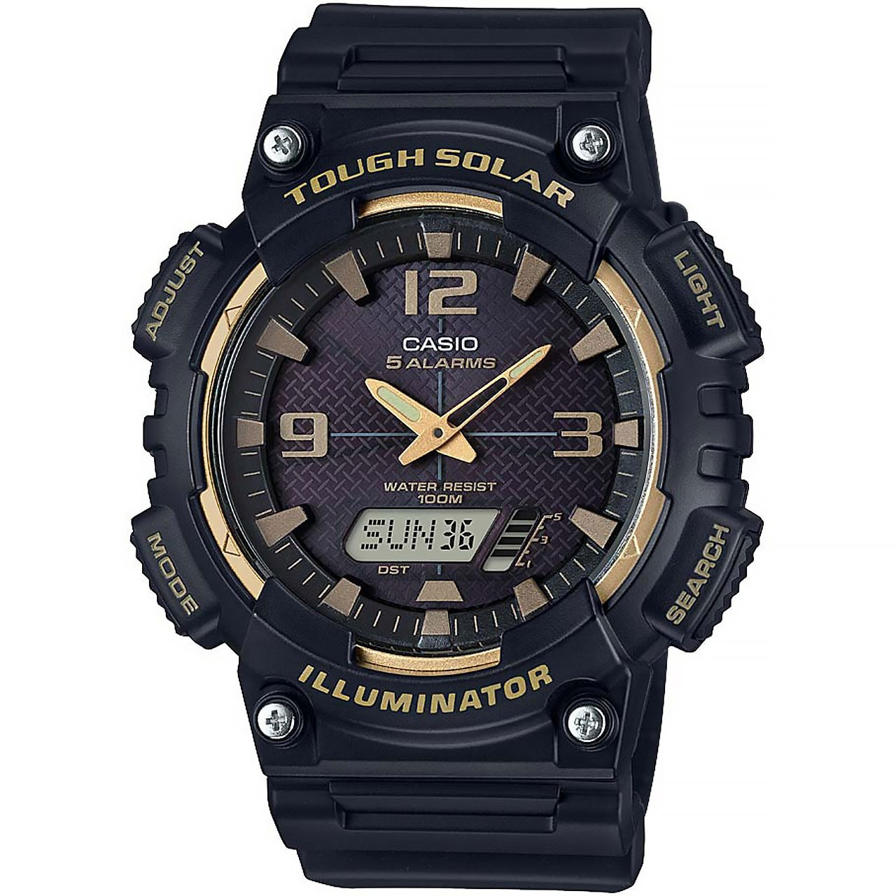 ساعت  کاسیو مدل AQ-S810W-1A3VDF