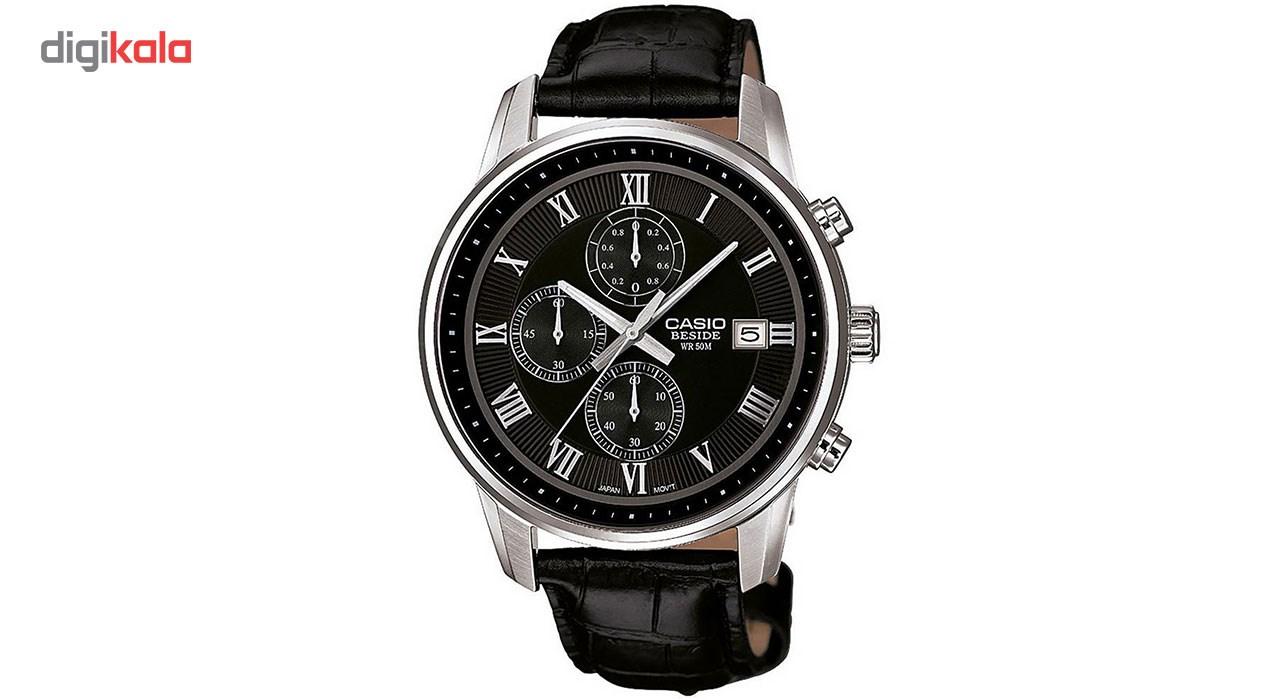 خرید ساعت مچی عقربه ای مردانه کاسیو مدل BEM-511L-1AVDF | ساعت مچی