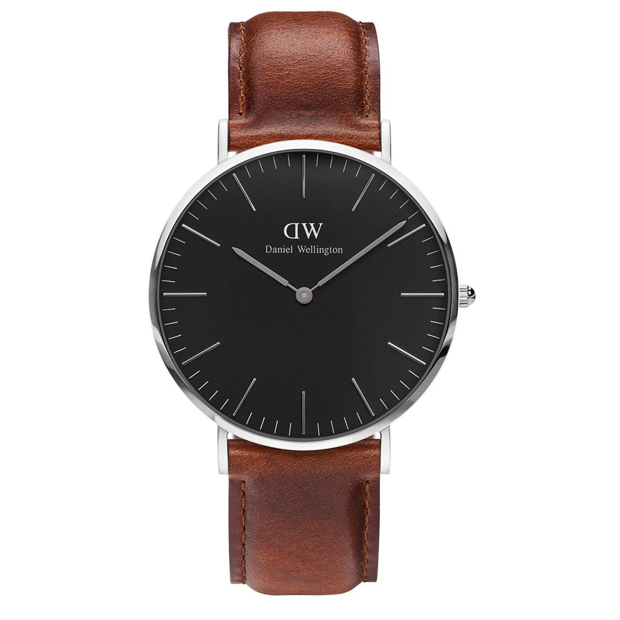 ساعت مچی عقربه ای مردانه دنیل ولینگتون مدل DW00100130              خرید (⭐️⭐️⭐️)