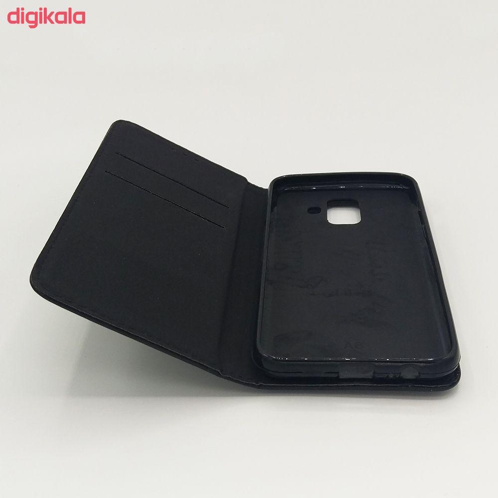 کیف کلاسوری مدل Class1 مناسب برای گوشی موبایل سامسونگ Galaxy A6 main 1 3