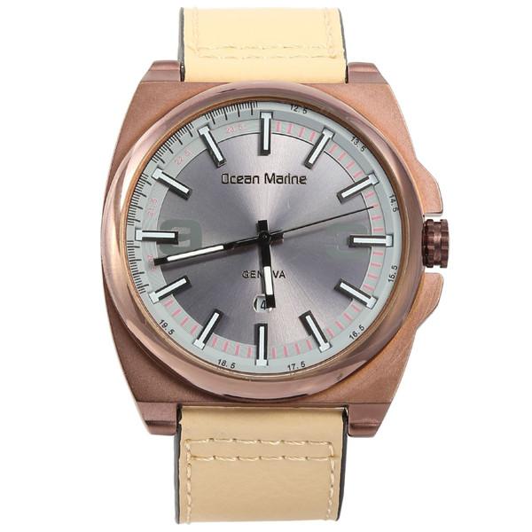 ساعت مچی عقربه ای مردانه اوشن مارین مدل OM-8010-3