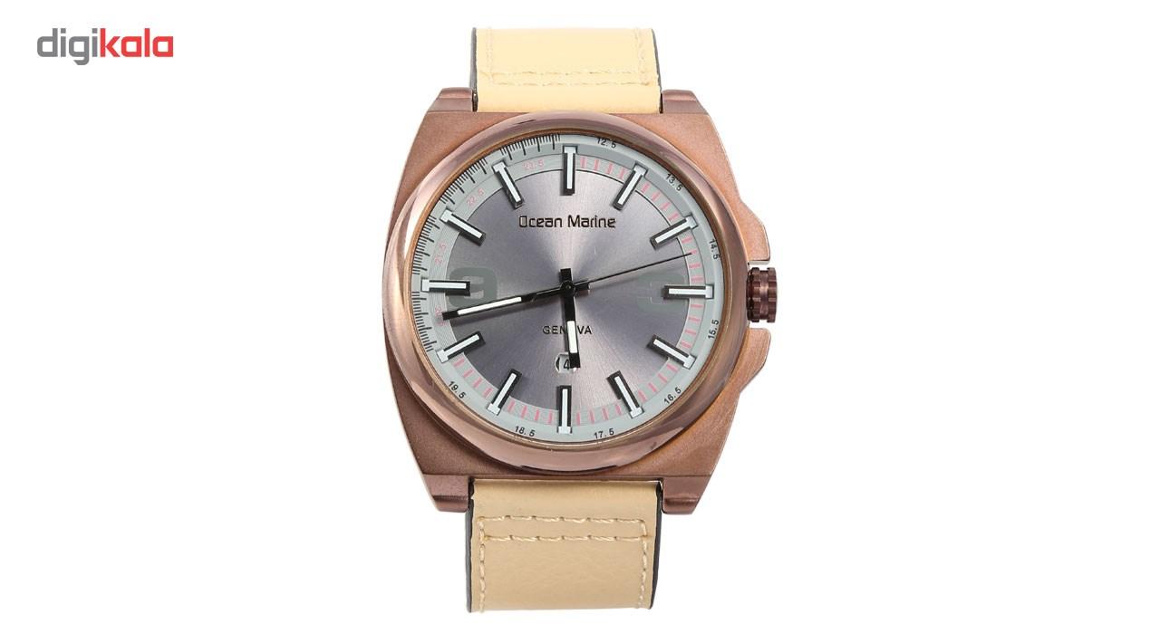 خرید ساعت مچی عقربه ای مردانه اوشن مارین مدل OM-8010-3