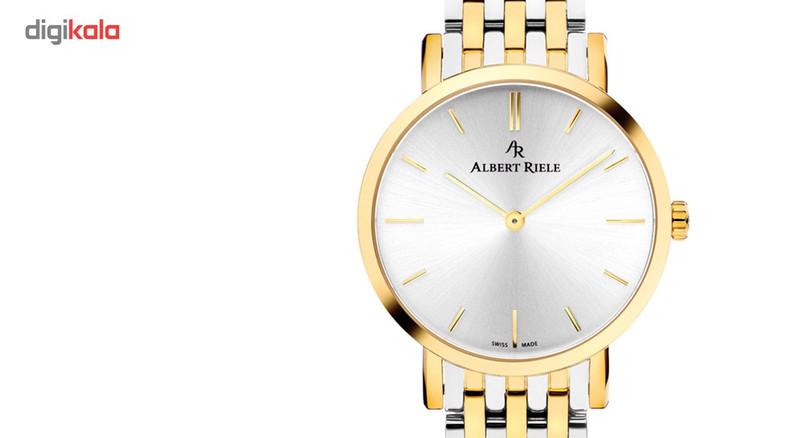 ساعت مچی عقربه ای زنانه آلبرت ریله مدل 018LQ19-SY33I-SM
