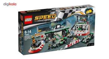 لگو سری Speed مدل Mercedes AMG Petronas Formula One Team 75883