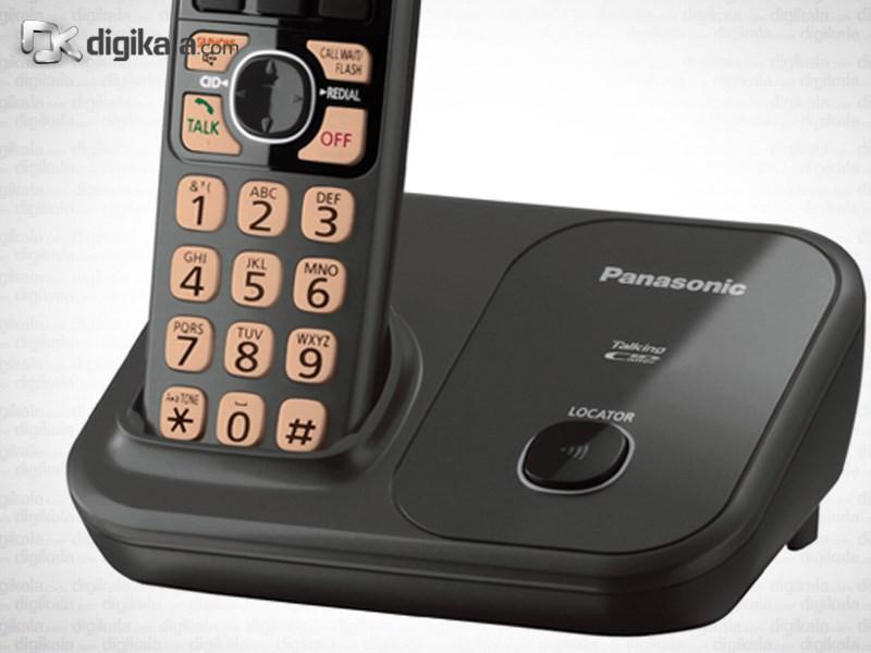 قیمت                      تلفن بی سیم پاناسونیک مدل KX-TG4711