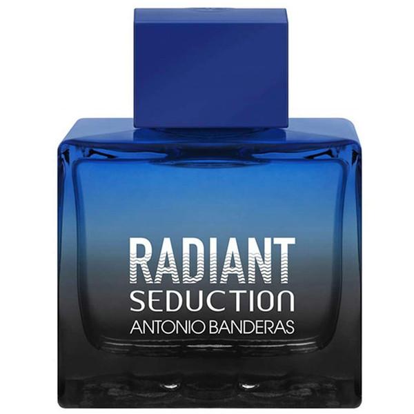 ادو تویلت مردانه آنتونیو باندراس مدل Radiant Seduction in Black حجم 100 میلی لیتر