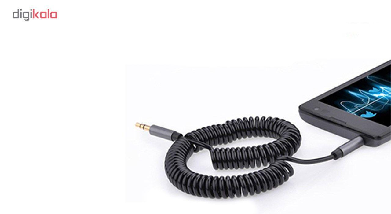 کابل انتقال صدا 3.5 میلی متری ریمکس مدل P-9  به طول 2 متر main 1 4