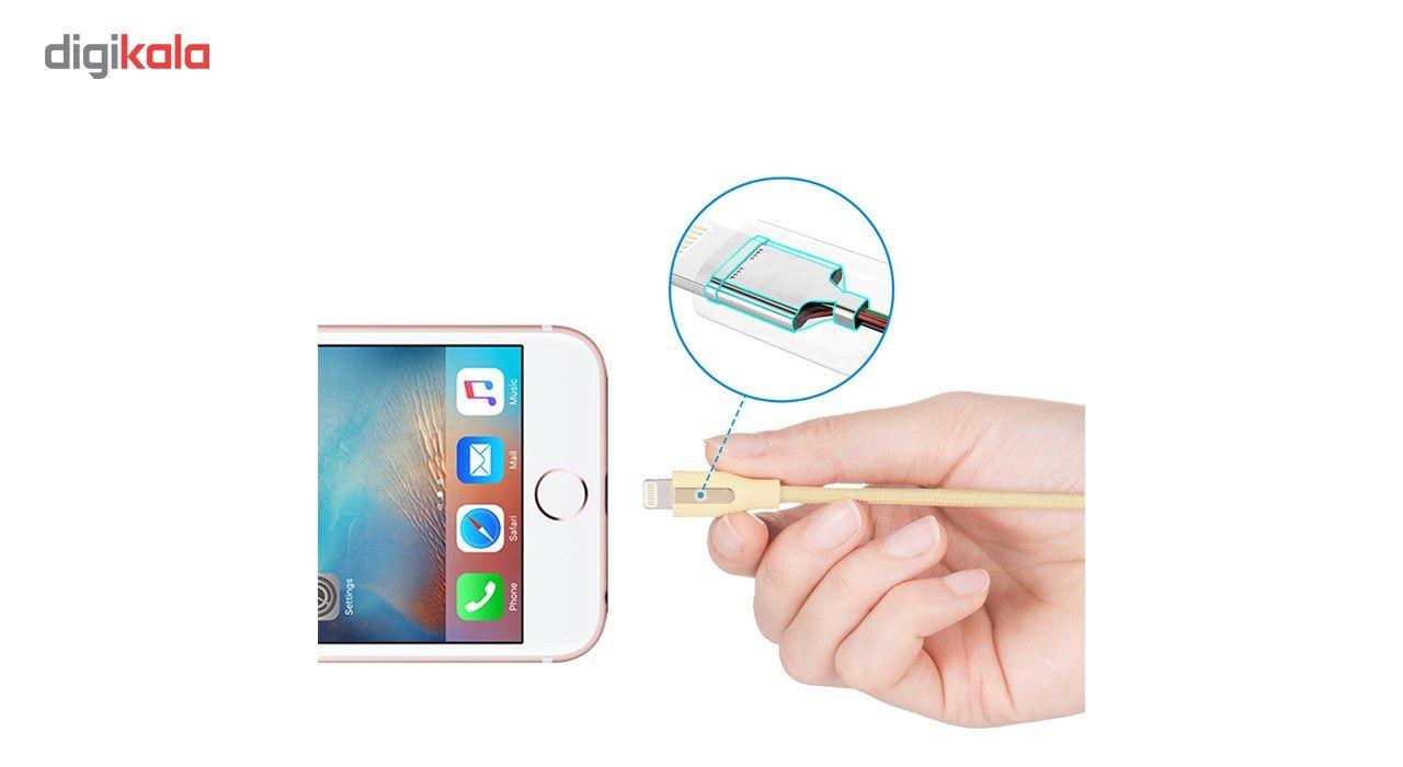 کابل تبدیل USB به لایتنینگ انکر مدل A8121 PowerLine Plus طول 0.9 متر main 1 6