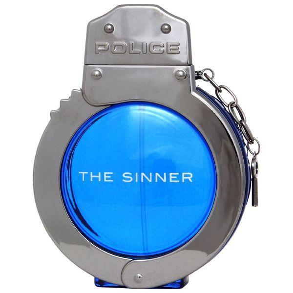 ادو تویلت مردانه پلیس مدل The Sinner حجم 100 میلیلیتر