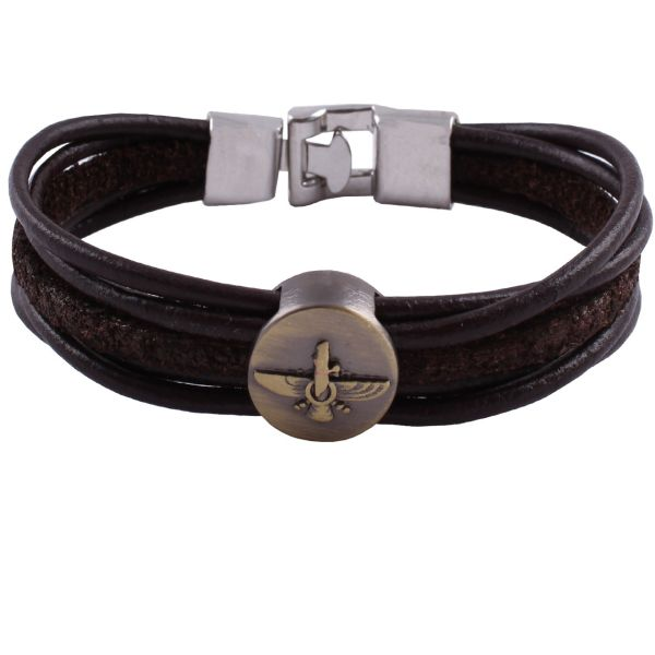 دستبند چرمی واته مدل C2