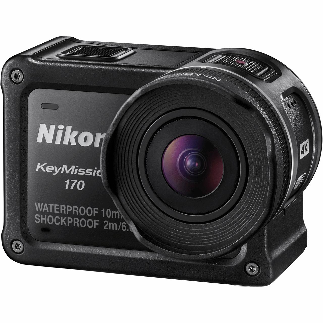 دوربین فیلمبرداری ورزشی نیکون مدل KeyMission 170