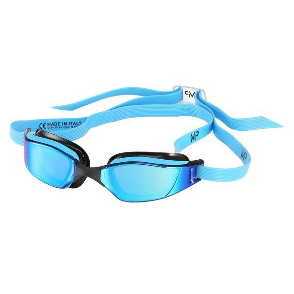 عینک شنای ام پی مدل Xceed Titanium Mirror