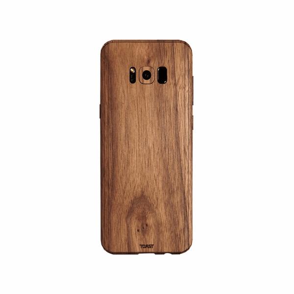 کاور چوبی تست مدل Plain مناسب برای گوشی موبایل سامسونگ S8