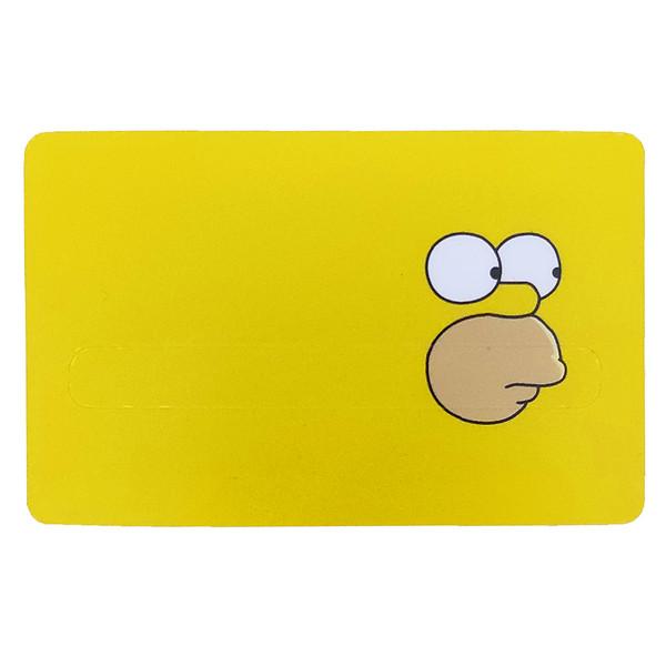 استیکر کارت مدل سیمپسون کد 045